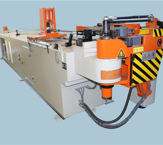 Booster Systems  Pipe Bending Machine