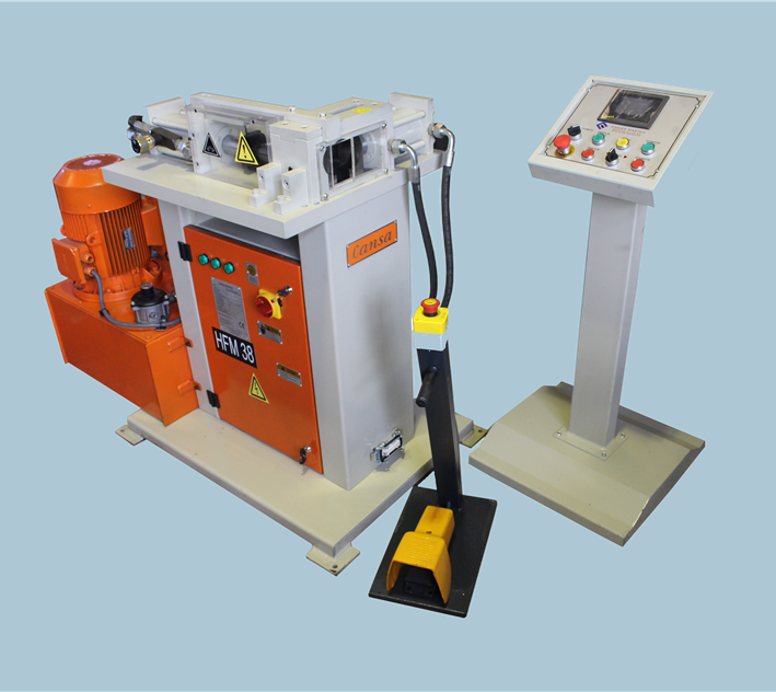 Endforming Machine