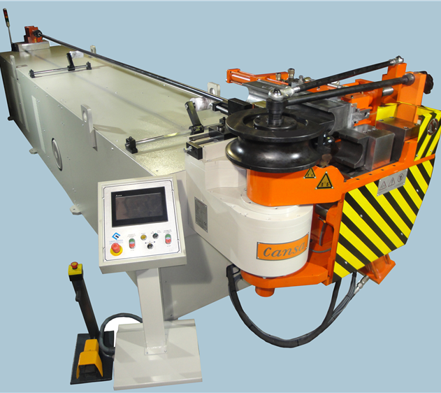 NC114 Pipe Bending Machine