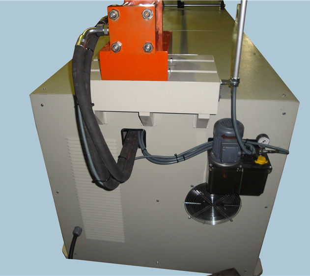 Bending Automatic Mandrel lubrication