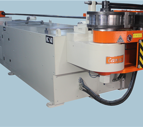 NC140 Pipe Bending Machine